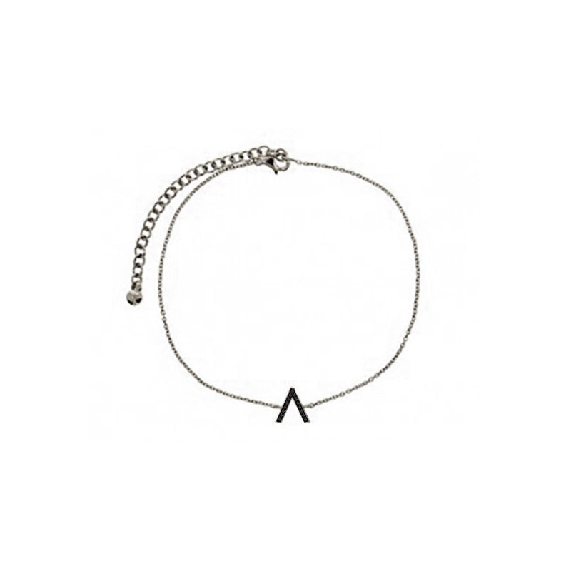 ID Black Diamond Anklet
