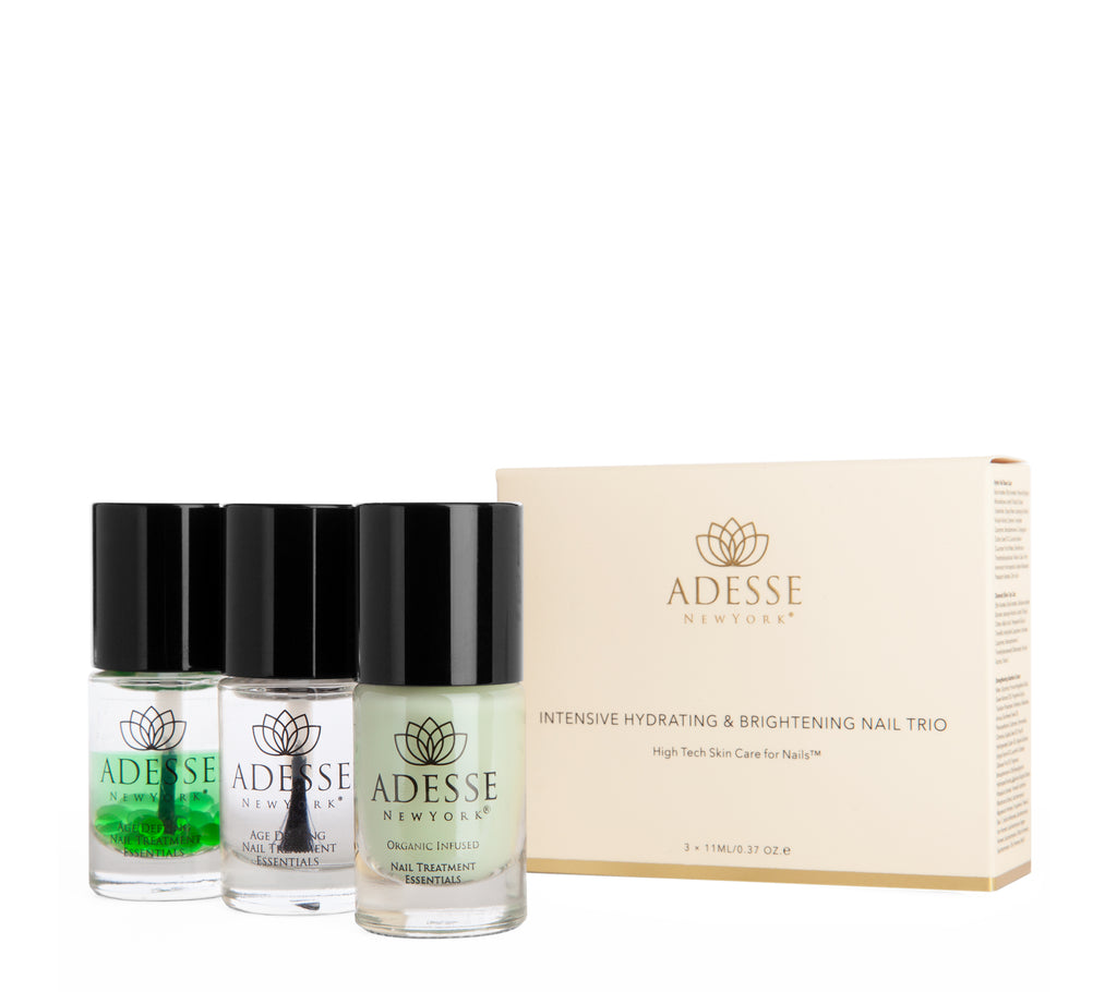 Nail Treatment - Hydrating & Brightening Nail Trio