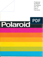 Resource- Polaroid User Manual