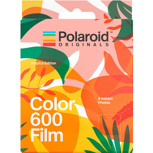 [Limited] Polaroid Originals Color 600 Instant Film (Tropics Edition, 8 Exposures)