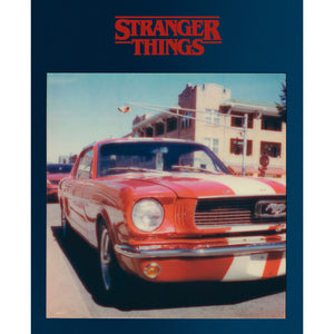 [Limited Stock] Polaroid Originals Colour Instant Film for i-Type - Stranger Things (8 Exposures)