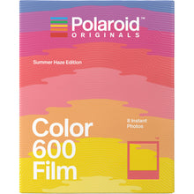 Load image into Gallery viewer, [Limited Stock, Discontinuous ] Polaroid Originals Colour 600 Instant Film-Summer Haze Edition (8 Exposures)