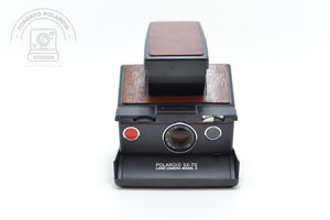 Polaroid SX70 model 2 black