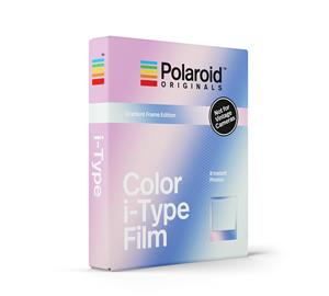[Limited Stock/ Discontinuous] Polaroid Originals Color Instant Film for i-Type Gradient Frame (8 Exposures)