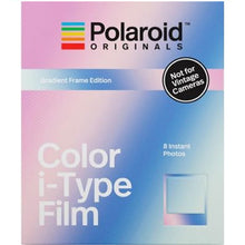 Load image into Gallery viewer, [Limited Stock/ Discontinuous] Polaroid Originals Color Instant Film for i-Type Gradient Frame (8 Exposures)