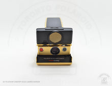 Load image into Gallery viewer, Polaroid SX-70 Sonar One Step Gold