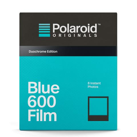 [Limited Stock/ Discontinuous] Polaroid Blue Film for 600 Duochrome Edition Instant Film (8 Exposures)