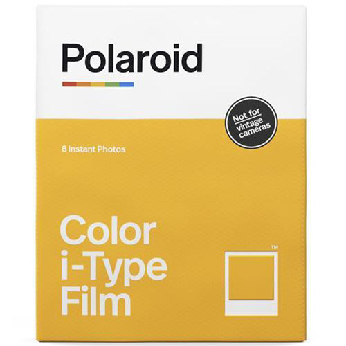 Polaroid Originals Color i-Type Instant Film (8 Exposures)