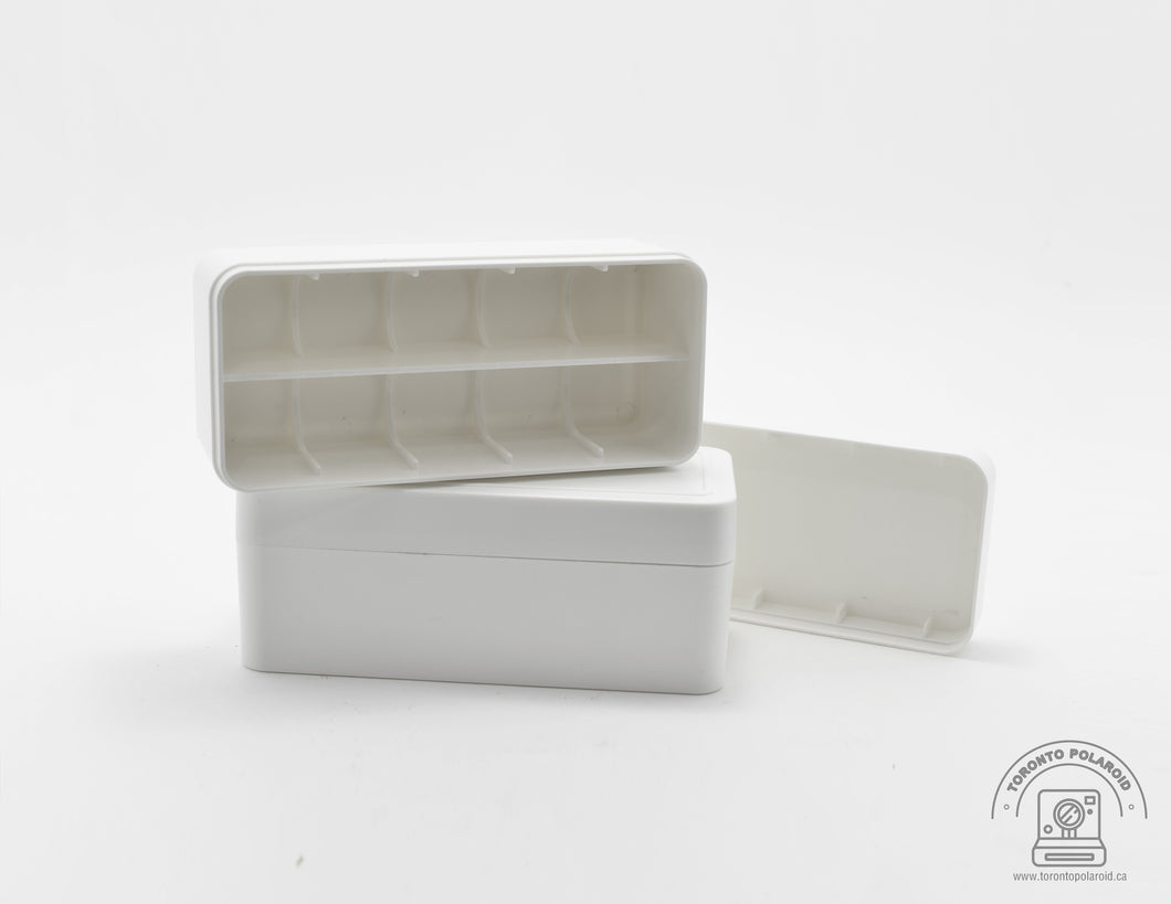 135 Film organizer (white, fit 10 films)