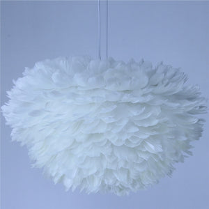 Shanice FeatherCeiling Light