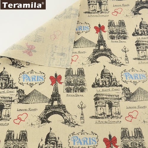 Paris Linen Fabric
