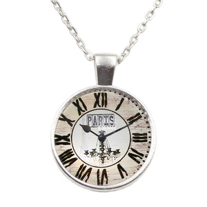 Paris pocket watch