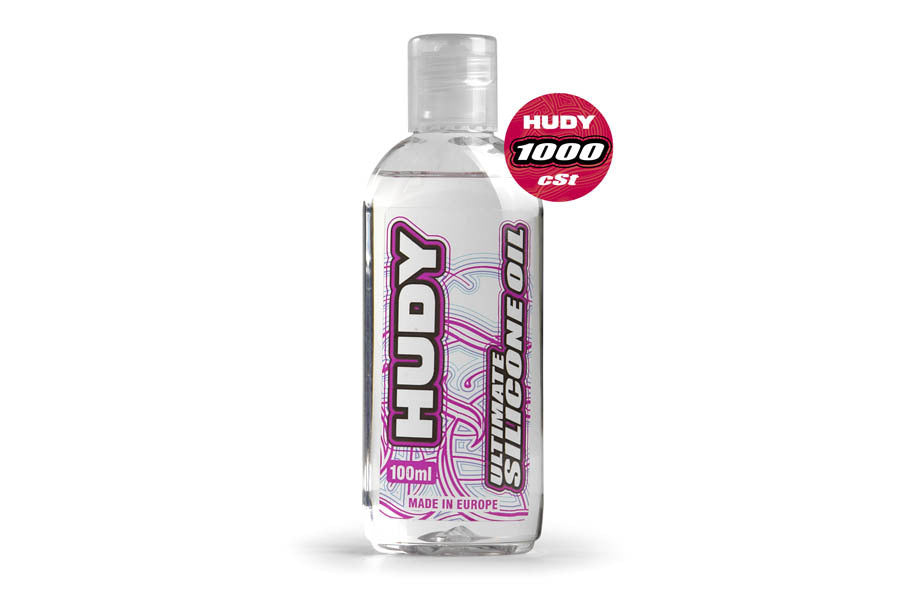 HUDY Ultimate Silicone Oil 1000 cSt 100ml