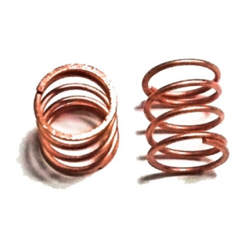 Awesomatix - A12-SPR12F-C1.7 Front Spring x 2 Color Copper