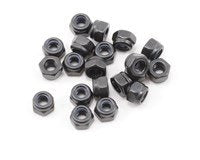 Team Associated 3mm Locknut (20) - 25215