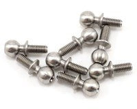 Team Associated 6mm Heavy Duty Ballstud Set (8) - 91047
