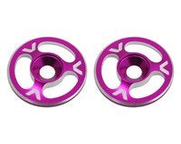 Avid RC Triad Wing Mount Buttons (2) (Pink)