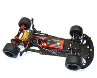 CRC Gen-X 10 RT World GT-R 1/10 Pan Car Kit