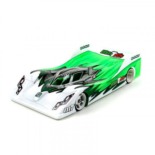 Mon-Tech M18 Pan Car La Leggera 1/12th Body - Super Light