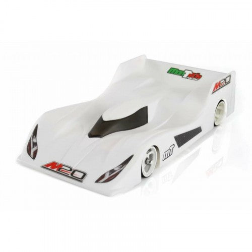 Mon-Tech M20 Pan Car La Leggera 1/12th Body - Super Light - MB-019-016L