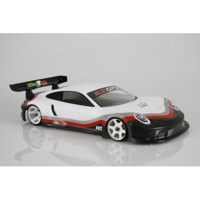 Mon-Tech RS GT3 La Leggera 1/12th GT Body - MB-020-009L