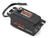 Savox SB-2263MG-CE Ryan Cavalieri High Speed Low Profile Brushless Servo