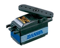 Sanwa ERS-971 Low Profile High Speed Waterproof Servo - 0.09s/60deg - 9.0 KG/cm - 6.4v