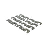 RC Maker - RCM-ARCS - ROLL CENTRE SHIM PLATE SET FOR AWESOMATIX (LA ARMS)