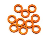 XRAY 3x5x1.0mm Aluminum Shim (Orange) (10) - 303141-O