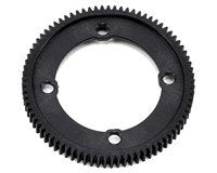 XRAY 48P Composite Center Gear Differential Spur Gear (81T) - XRA364981