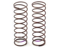 Yokomo Yatabe Arena Rear Shock Spring Set (Purple) (Turf/Carpet)
