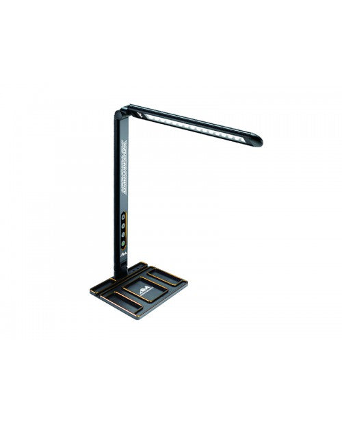 Arrowmax - Alu Tray With LED Pit Lamp For Set-Up System Black Golden