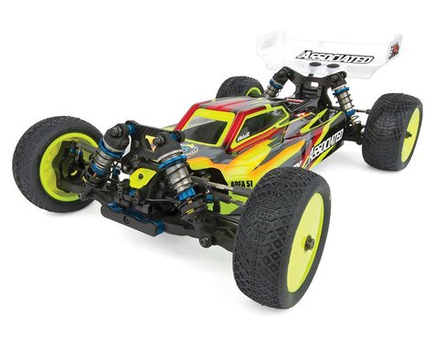 Team Associated RC10 B74.1D Team 1/10 4WD Off-Road Electric Buggy Kit - 90028