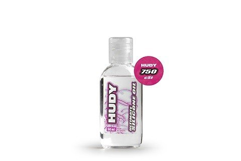 HUDY ULTIMATE SILICONE OIL 750 cSt - 50ML - 106375