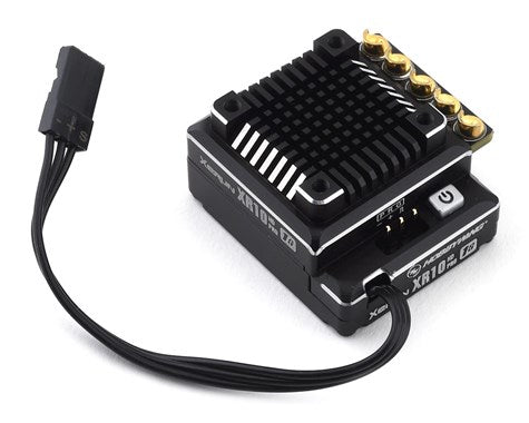 Hobbywing Xerun XR10 Pro 1S HD 1/12 Sensored Brushless ESC