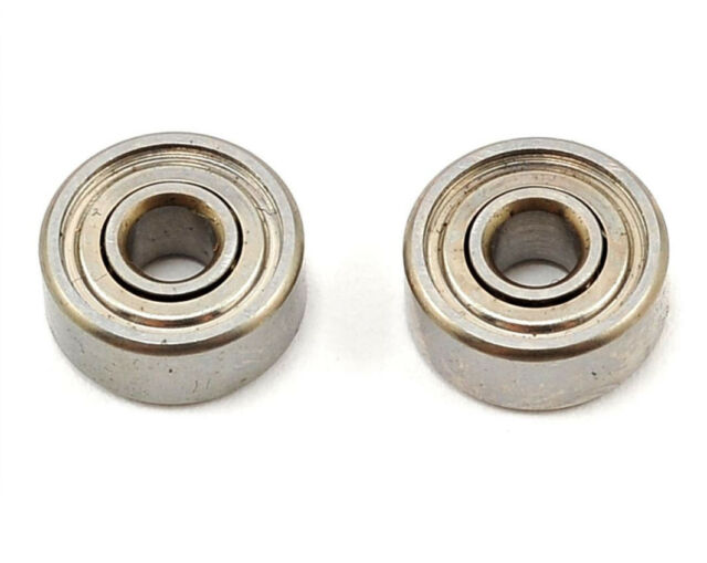 Team Trinity - Stock Replacement Motor Bearings (2)   - REV1400