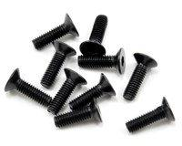 Tekno RC - 3x10mm Flat Head Screw (10) -1323