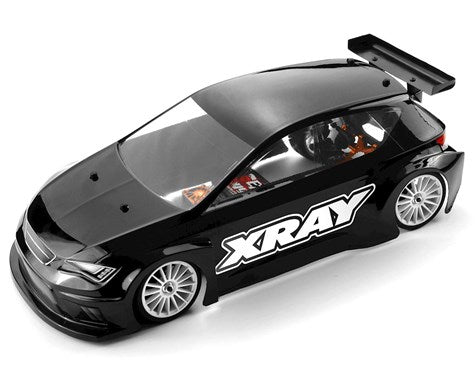 XRAY T4F 2021 - 1/10 Front Wheel Drive FWD Electric Touring Car Kit - 300201