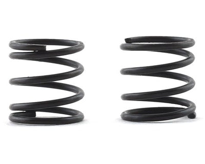 XRAY - X12 2021 - FRONT COIL SPRING FOR 4MM PIN C=2.1-2.3 - BLACK (2) - 372188