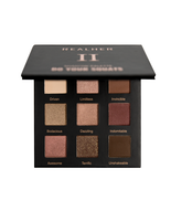 Do Your Squats - Perfect Basics Eye Shadow Palette-Makeup-REALHER Makeup-Mason Pearl Beauty