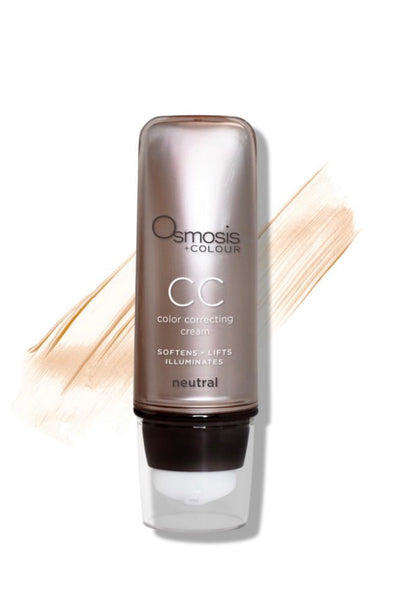 Osmosis+Beauty CC Cream Foundation-Makeup-Osmosis+-Mason Pearl Beauty