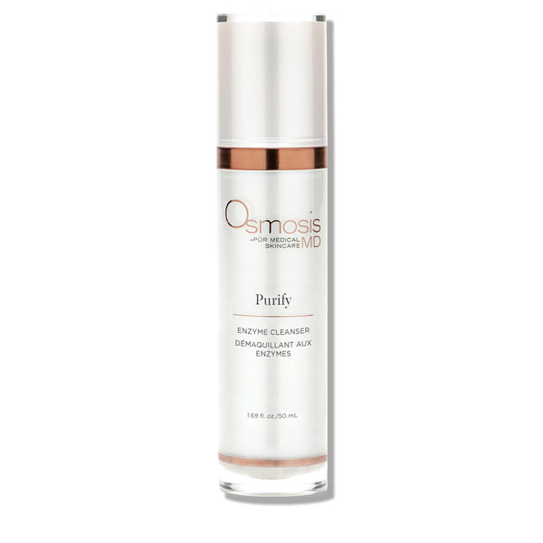 Osmosis+MD Purify Enzyme Facial Cleanser-Skincare-Osmosis+-Mason Pearl Beauty