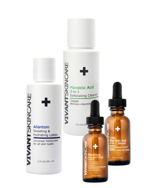 Vivant Even Color System II - Skin Lightening Kit-Skincare-Vivant skincare-Mason Pearl Beauty