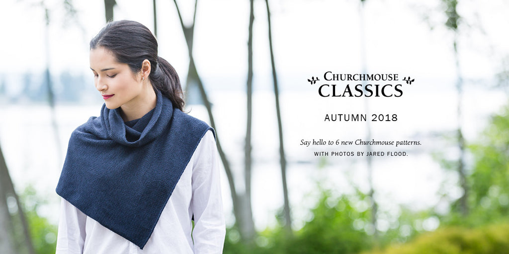 Autumn 2018 Churchmouse Classics