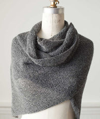 Bateaux Mouches Scarf Using Isager Alpaca 1