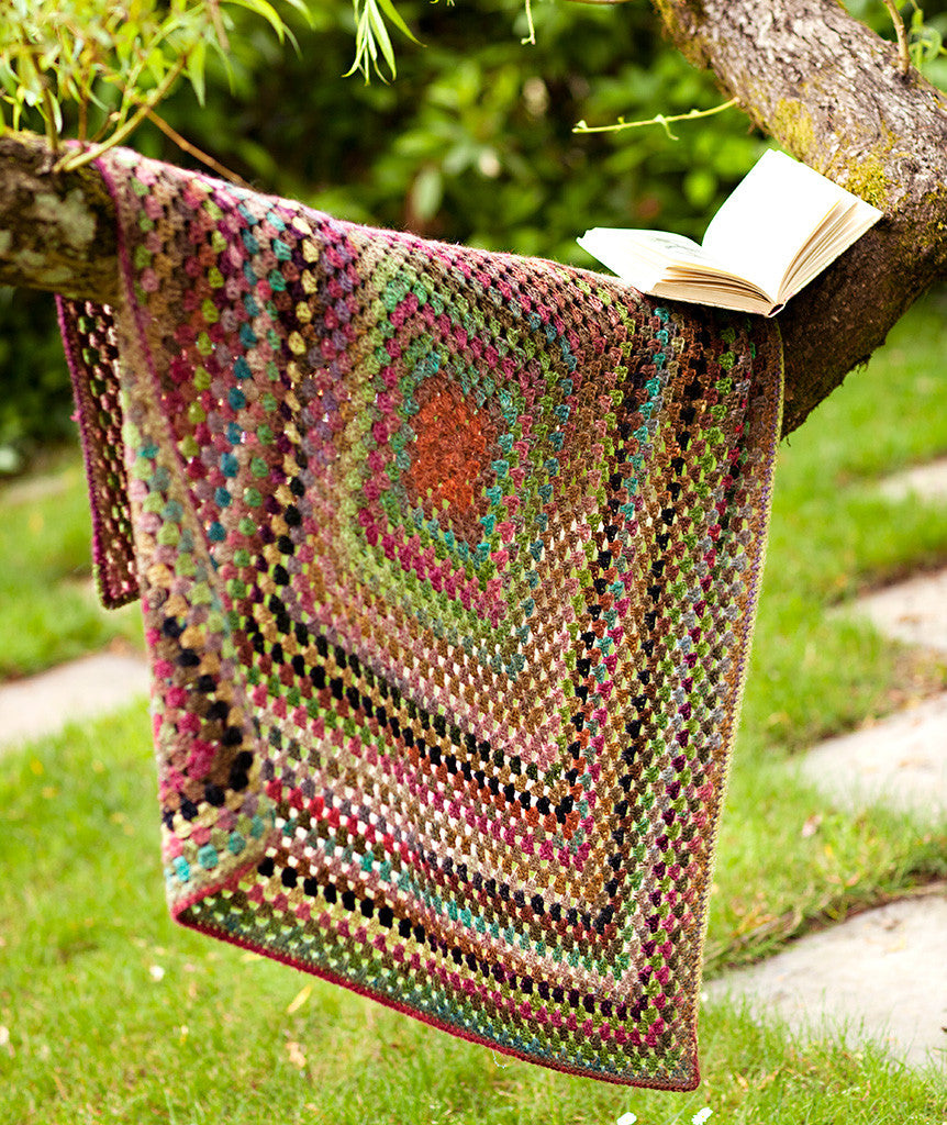 Granny Square Afghan Pattern Cool Design