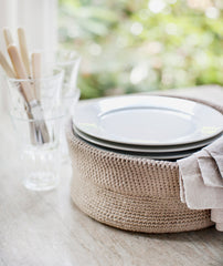Crocheted Baskets Using Hemp for Knitting allhemp6