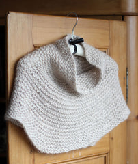 Shoulder Cozy Project - Cocoon Version