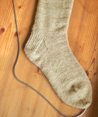 Basic Socks Project - Regia 4-ply Version
