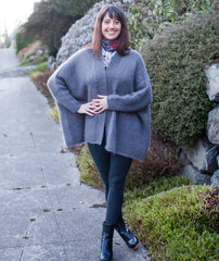 Modern Wrapper Using Brooklyn Tweed Loft/Rowan KSH